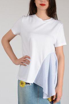 Asymmetric Cut T-shirt