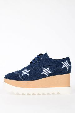 Platform denim Shoes