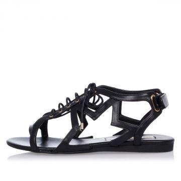 Sandalo BRETHIL in Ecopelle
