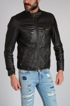 ESSENTIAL Leather RUSH Jacket