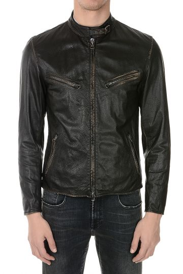 Leather RUSH Jacket