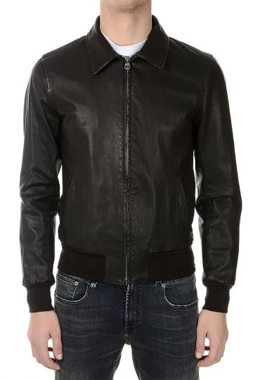 MASTERY Leather Jacket