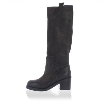 Leather VENTO LAVAGNA High Boots