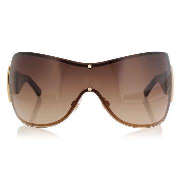 Occhiale da Sole a Maschera con Strass