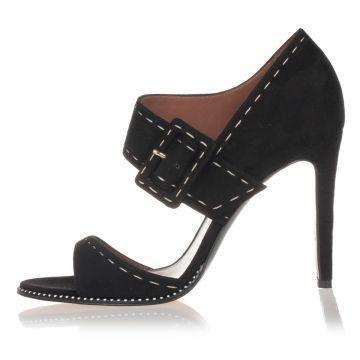 LAUERL KIDSUEDE Sandals Heel 10 cm