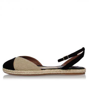 Sandalo SEBILLE in Tessuto