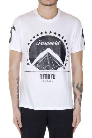 Paranoid Printed T-shirt