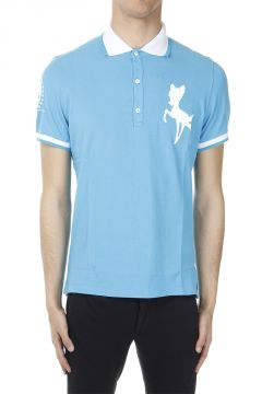 Polo Shirt with BAMBI Print