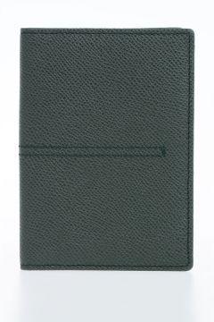 Leather Badge Folder