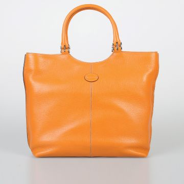 Leather ALU SHOPPING Bag
