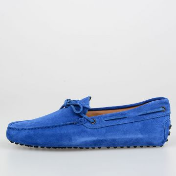 Suede Leather Loafers
