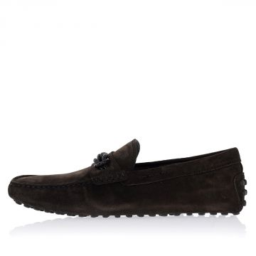 Suede Leather NODO Mocassins