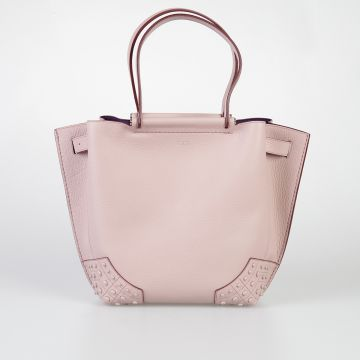 Leather AMR Small Shopping Bag