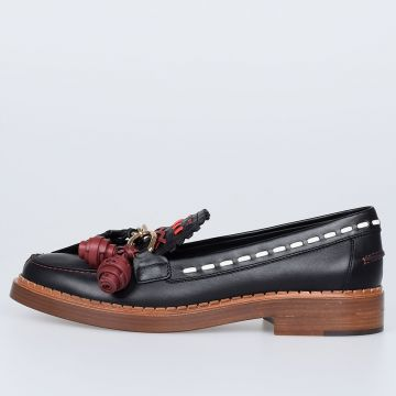 Leather GIPSY CATENA Loafer