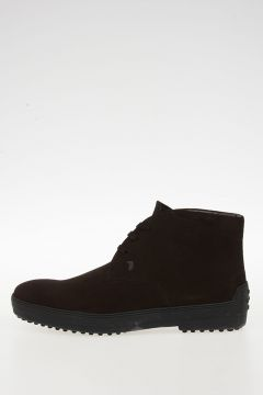Suede WINTER Desert Boots