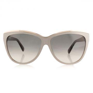Occhiali da Sole con Montatura in Metallo e Plastica
