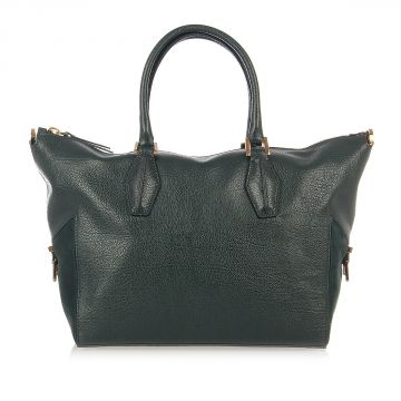 Tumbled Leather Bag