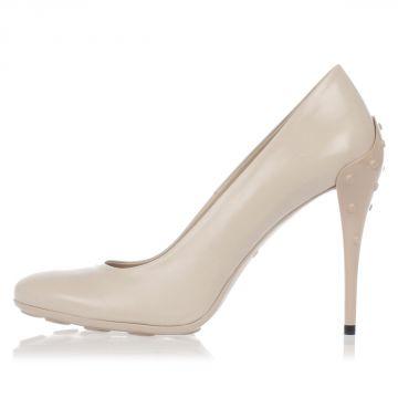 Leather Pump Heel 10 cm