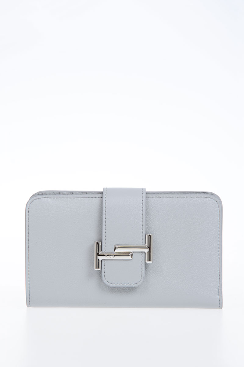 fe615b5c9d6e TODS Frauen Leather Wallet - Glamood Outlet