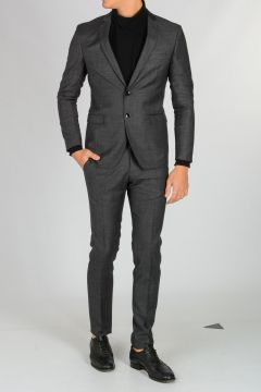 CLAUDIO TONELLO Virgin Wool Suit