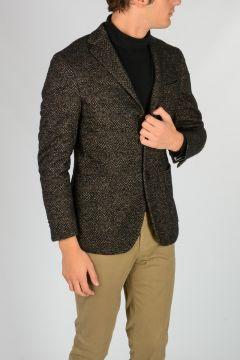 Virgin Wool Blend DEGAS Blazer