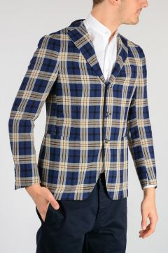 Linen Cotton DEGAS Blazer