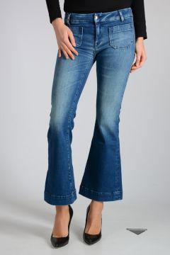 Jeans PENELOPE in Denim Stretch 23cm