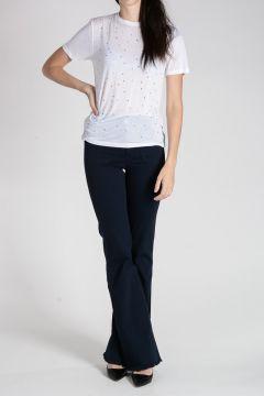 Jeans CIRCE in Denim Stretch Scuro 28 cm