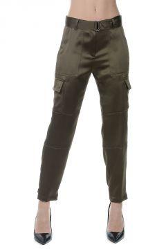 HANNON B Cropped Cargo Pants