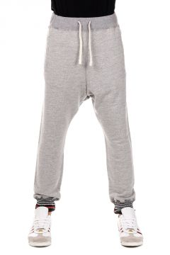 Mixed Wool Merino Jogging Trousers