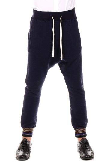 Pantalone LAZIE in Cotone e Lana Merino