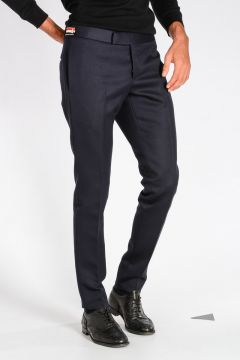 Cavalry Twill Wool Trousers