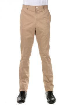 Cotton Chino Pants