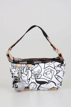 TokiDoki for LeSportsac BAMBINO TUTTI Fabric Pochette