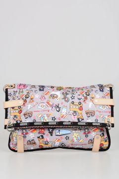 TokiDoki for LeSportsac CIAO CIAO TRASPORTO Fabric Bag