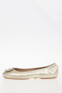 Leather MINNIE TRAVEL  Ballet Flat