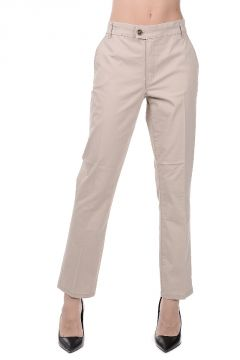 Stretch Cotton SELENA Pants