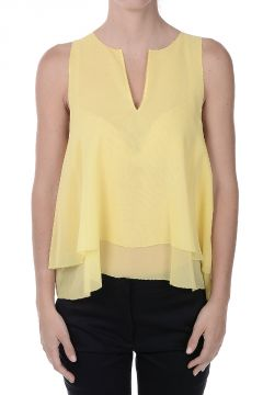 Top ALEXANDRA SHELL in Seta