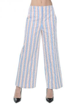 Pantaloni CULOTTE EVA in Cotone Stretch