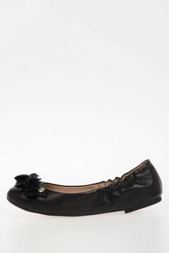 Leather BLOSSOM BALLET Ballet Flat