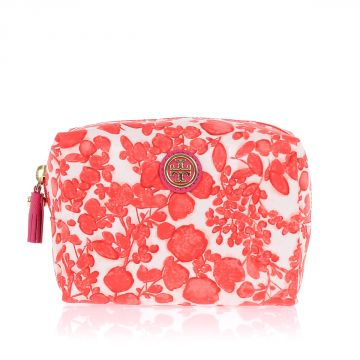 Floral printed BRIGITTE Beauty Case