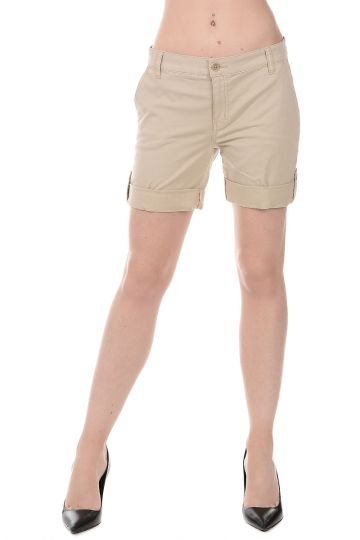 Cotton Stretch Shorts Pants