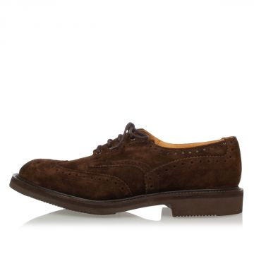 Brogue Leather VBS BOURTON Derby Shoes