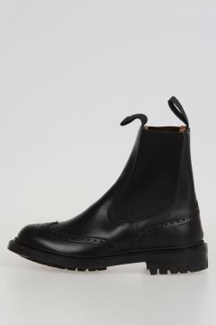 Leather SILVIA Ankle Boots