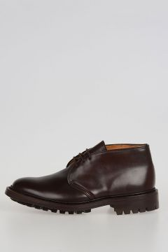 Leather WINSTON Laced Shoe