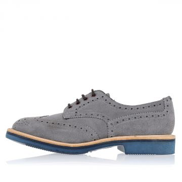 Scarpe Derby Brogues VBS BOURTON in Pelle