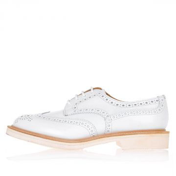Leather Derby Brogues VBS BOURTON Shoes