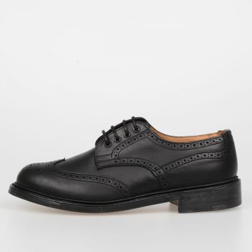 Brogue Leather ANNE Shoes