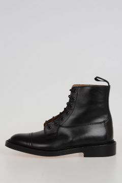 Leather ALLAN Ankle Boots
