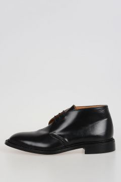 Leather Laced Shoe